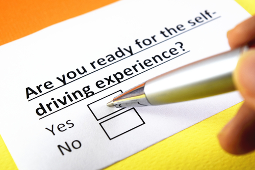英語のセンスがグッとアップ!オンライン英会話のネイティブ英語例文集1:自動運転車開発