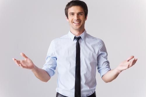 ビジネスシーンで使う、礼儀正しい英語の「どういたしまして」