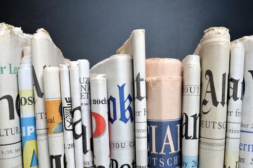 業界の英単語は、英語版の業界誌で学習