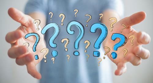 ビジネスでの英語メールの締め「質問があれば、連絡してください」