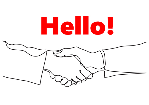 ネイティブの英語挨拶 例文集|「はじめまして」「こんにちは」を素敵にひと工夫!