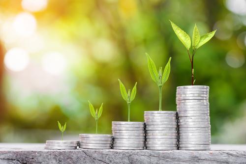 投資対象としての株式を英語で説明、表現する