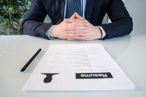 英会話スクール選びのポイント2.転職など英語面接など、特別な状況の場合