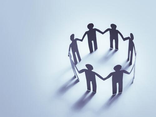 ビジネス英語表現8「チームの一員としての認識を作る」