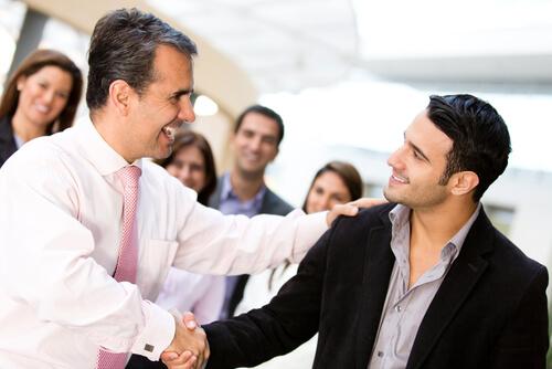 ビジネス英語表現2. リーダーが期待をかける