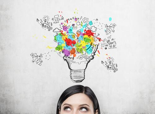 ビジネス英会話のコツ2:比喩や例え話で、聞き手の頭の中にイメージを描く接続詞