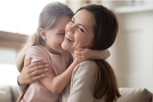 子育ての中で、しっかり愛情を伝える英語表現