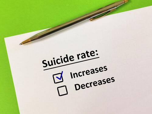 今回のテーマ:コロナ禍で自殺者数が11 年ぶりに上昇。「孤独と孤立」の社会問題とその対策