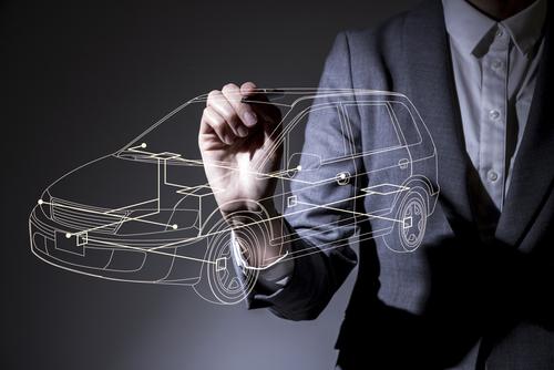 自動運転車の設計