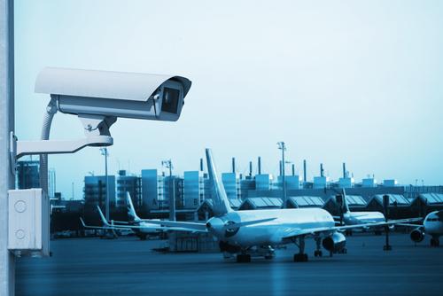 空港のセキュリティ