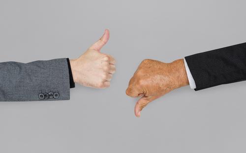 賛成か反対か二者択一