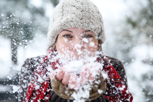 挨拶やメールで「雪」を活用した、ネイティブの英語例文