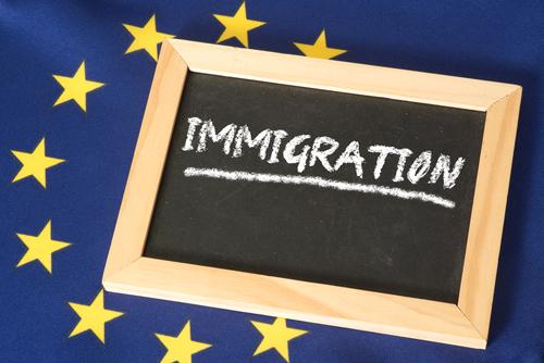 オンライン英会話でネイティブ講師が使った英語例文2|EUの難民問題