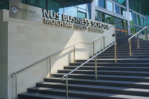 シンガポール MBA英語面接